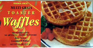 Toaster Waffles Multigrain Toaster Waffles Trader Joe U0027s 11 Oz 312 G