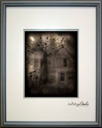 haunted victorian house halloween spooky creepy scary gothic
