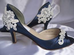 wedding shoes navy blue bridal shoes wedding shoes