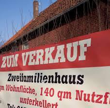 Hausverkauf Hausverkauf Erste Gemeinde Verbietet Maklern Reklametafeln Welt