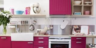 Home Decorating Colors by 15 Kitchen Color Ideas We Love Colorful Kitchens