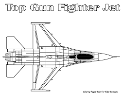 fighter jet planes coloring airplane gekimoe u2022 65405