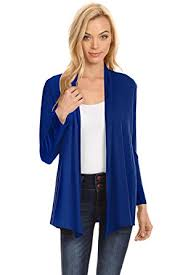 womens open drape cardigan reg and plus size cardigan sweater