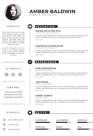 modern resume templates 2016 the best modern resume templates for 2016