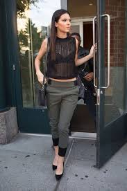 kendall jenner casual kendall jenner fashion clothes top