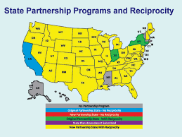 New York Map State by Long Term Care Insurance New York State Partnership For Long