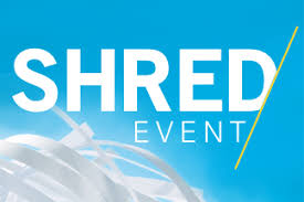 where to shred papers for free free paper shredding event watauga county nc and lgfcu shred event