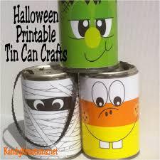 halloween tin can crafts ye craft ideas
