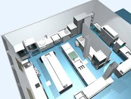 kitchen restaurant layout 3d ideas design guidelines eiforces