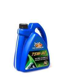 mineral oil ls for sale buy gulf western ultra clear gear oil full syn ls 75w 90 4l 30456