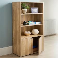 Bookshelves Oak by Turin Bookcase Storage U0026 Shelving Furniture