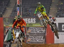 motocross racing events arenacross dirt bike race speeds into baltimore arena