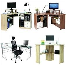 bureau informatique angle bureau d ordinateur d angle bureau informatique d angle bureau