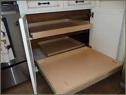 Kitchen Cabinet Sliding Organizers - kitchen pull out shelves diy sliding drawers for pantry under