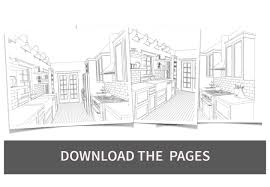 new series color it sunday free design coloring pages tiny