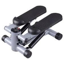 mini stepper machine cardio aerobic fitness trainer air stair