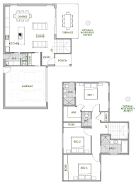 green home designs floor plans byron home design energy efficient house plans