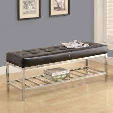 livingroom bench monarch specialties i 4535 bench lowe u0027s canada