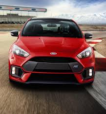 2018 ford focus rs hatchback model highlights ford com