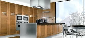 cuisine bois et inox cuisine alu et bois cuisine cuisine aluminium et bois cethosia me
