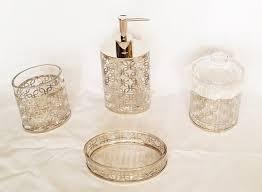amazon com bella lux mod chic square lattice collection glass