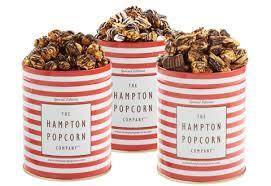 3 flavor popcorn tins sharper image