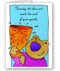 birthday card for forty year old send sunshine to someone special