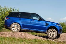 land rover lifted 2015 land rover range rover sport svr first drive review motor