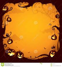 halloween owl border royalty free stock image image 6434656