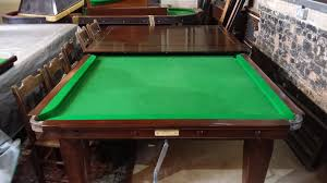 antique snooker dining table home furniture ideas
