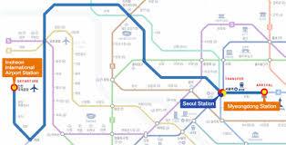 Incheon Airport Floor Plan Melancong Ke Korea Kimchi Muslim Tour And Travel Korea