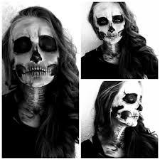 halloween skull makeup makeup pinterest halloween skull