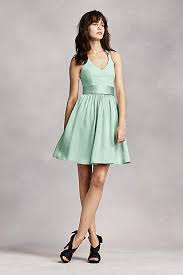 green bridesmaid dresses davids bridal