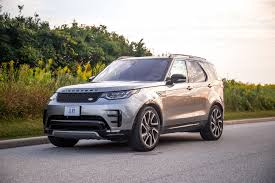 land rover lr4 black interior review 2017 land rover discovery hse si6 canadian auto review