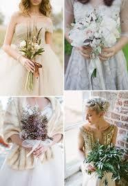 bridal bouquet ideas alternative wedding bouquets non floral bridal bouquets