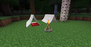 the camping mod minecraft mods