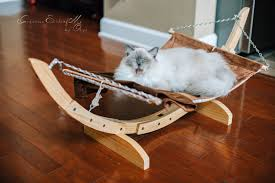 luxury cat hammock by pet magasin review creative side of me