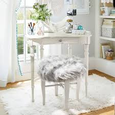 elena vanity stool vanity stool goat hair vanity stool with vanity stool standard