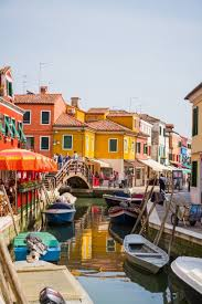 Burano Italy A Guide To Visiting The Island Of Burano In Italy