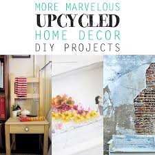 upcycled home decor ideas marvelous upcycled home decor diy projects upcycle decoration