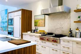 backsplash for kitchen without cabinets 10 kitchens without cabinets kitchn
