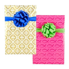 christian wrapping paper christian gift wrap for any occasion