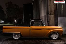 chevrolet small block powered 1965 ford f100 truck bad 65f
