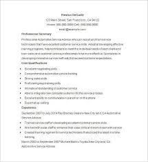 Writer Resume Template Service Writer Resume Unforgettable Customer Service Advisor