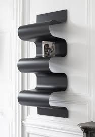 wave aluminium bookshelf u2013 crowdyhouse