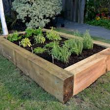 How To Build An Herb Garden | how to build your very own raised herb garden diy good
