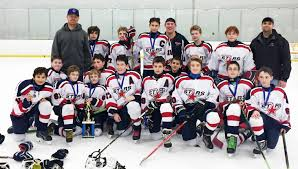 thanksgiving hockey tournaments stars peewee 4 takes second at johnny u0027s icehouse turkey tournament