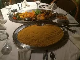 cuisiner du le couscous tunisien façon nacef le chef cuisiner du biwa photo