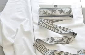 Decorative Trim For Curtains Let U0027s Greek Key All The Things U2026 Centsational Style