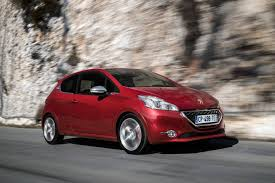 new peugeot prices peugeot cars news 208gti pricing and specifications